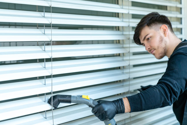 Venetian Blind Cleaning